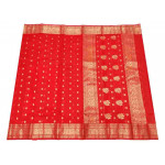 Pure Kataan Silk Chanderi Saree (GP2673)