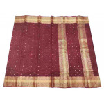 Pure Kataan Silk Chanderi Saree (GP2685)