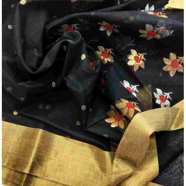 Chanderi Saree (GP2689)