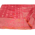 Pattu Silk Chanderi Saree (GP4552)