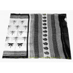Block Printed Chanderi Saree (P010)