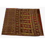 Block Printed Chanderi Saree (P015)