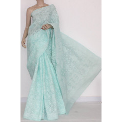 Chikankari Cotton Sarees